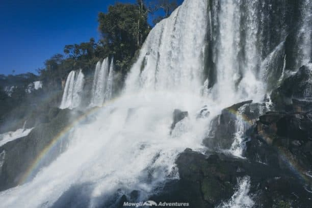 Visiting Iguazu Falls guide - lower trail