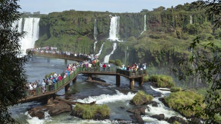 Visiting Iguazu Falls guide - when to visit