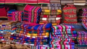 Tarabuco Sunday market