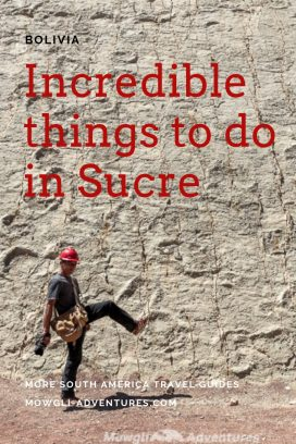 Things to do in Sucre in Bolivia on Pinterest