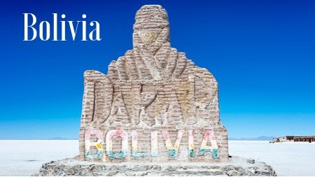Bolivia overland travel in South America
