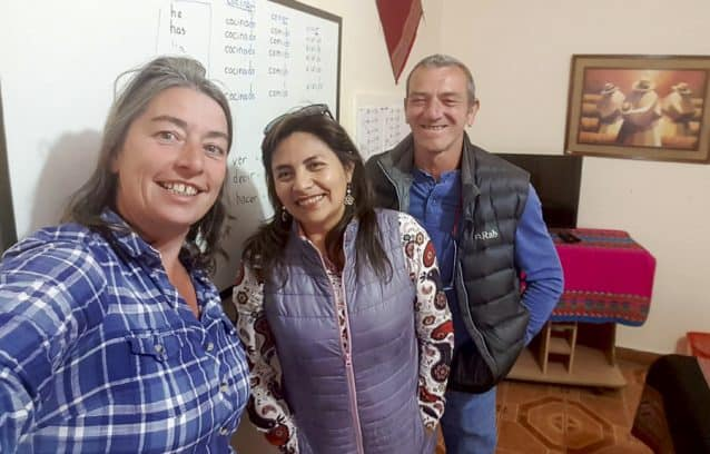 Learning Spanish in Sucre Bolivia Sucre Spanish School