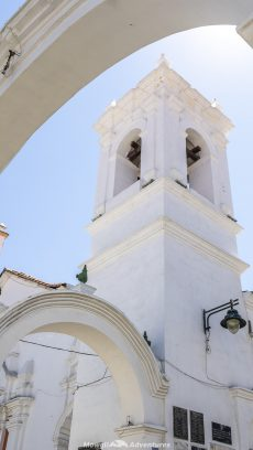 Learning Spanish in Sucre Bolivia white city