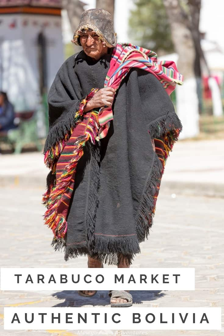 Tarabuco Market Bolivia on Pinterest