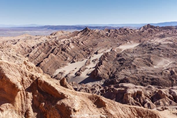 things to do in San Pedro de Atacama - death valley