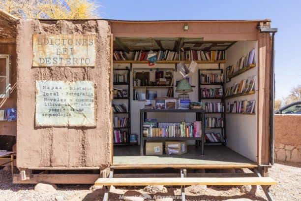 things to do in San Pedro de Atacama - liberia de desierto