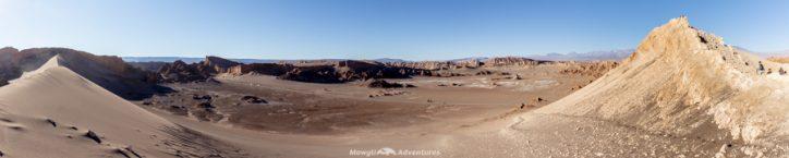 things to do in San Pedro de Atacama -sunset at grande dune