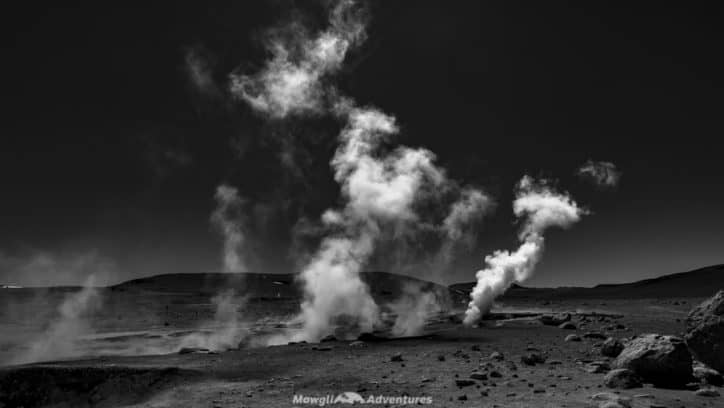 things to do in san pedro de atacama chile - geysers