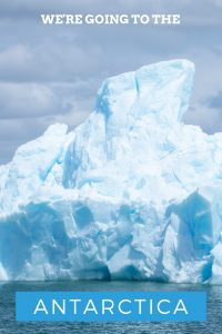 We're going to the Antarctica on Pinterest