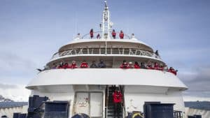 Antarctica on an expedition cruise - cruise life