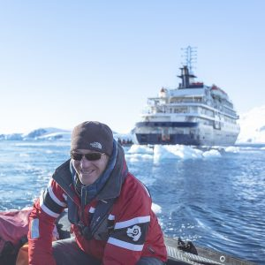 Antarctica on an expedition cruise - dressing_