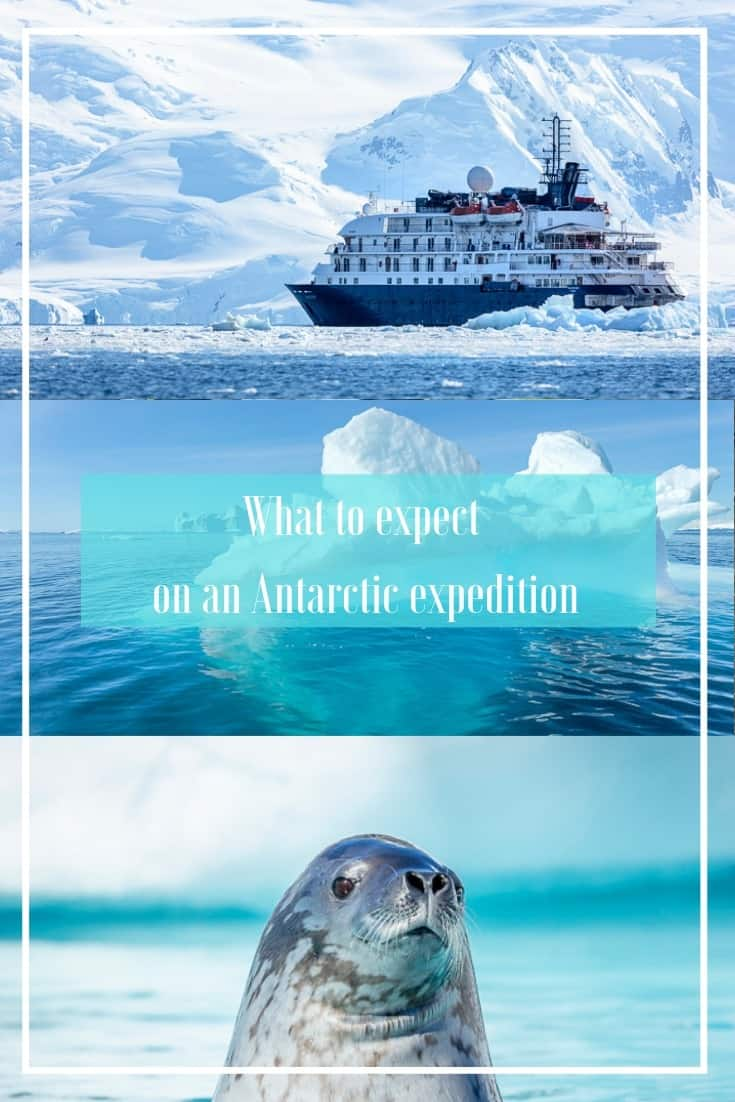 Antarctica on an expedition cruise - What to expect on an Antarctica expedition cruise