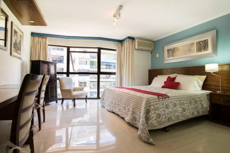Excellent apartment near Pocitos beach, Montevideo | £43 | $54