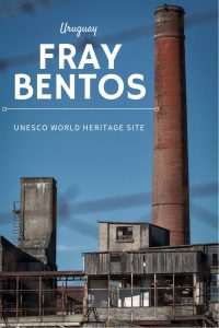 Hugging the banks of the River Uruguay, it's a town not only called Fray Bentos, but the very place from which the iconic tinned pies hail. Yet more improbable, Fray Bentos is home to the abandoned and decaying meat processing plant. It even holds the coveted UNESCO status of World Heritage Site. So of course, we popped in for a guided tour. #Uruguay #UruguayTravel #TravelInspiration #VisitUruguay #UNESCO