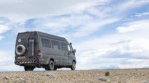 Read our full review of our Sprinter camper van conversion including what works well, what doesn't & what we'd do differently in hindsight.