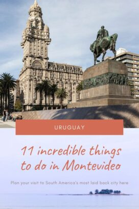 Discover 11 of the best things to do in Montevideo Uruguay including a map of the tourist attractions, places to eat and more toptips.