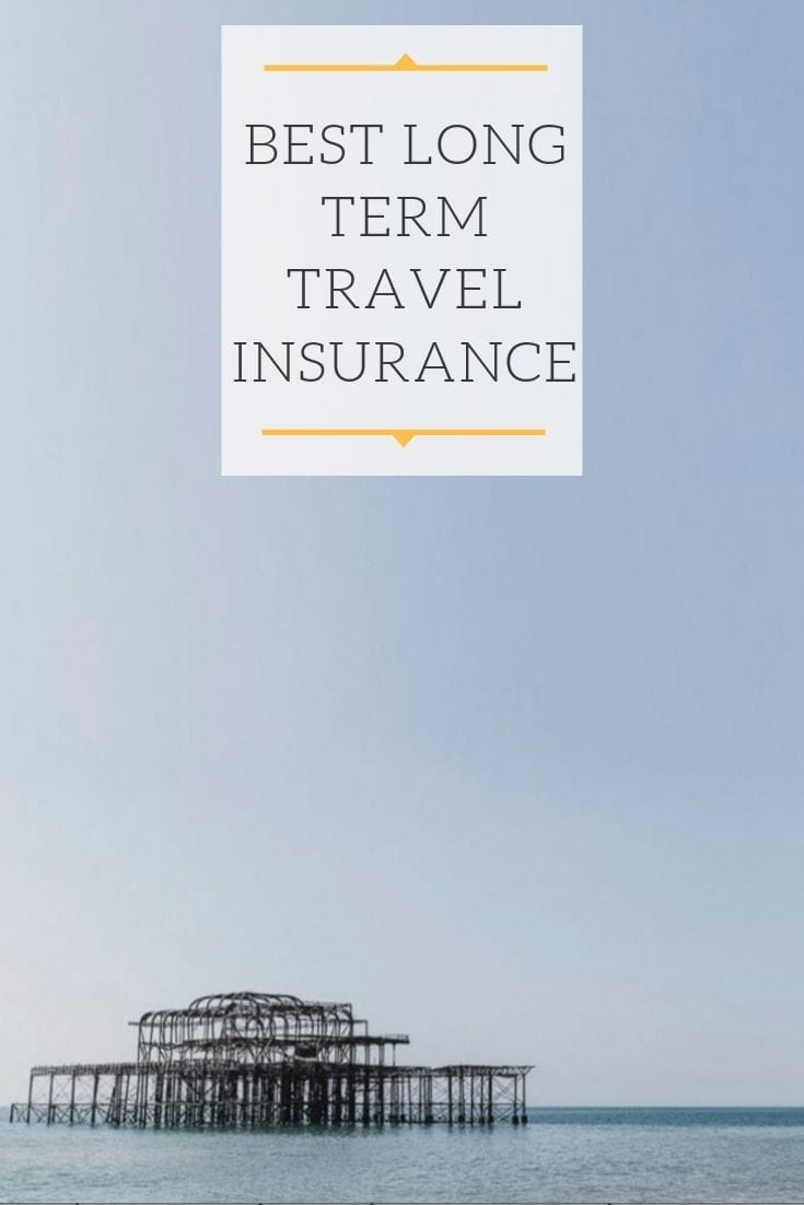 Choosing the best long term travel insurance can seem like a daunting task. Follow this guide for everything you need to know to get covered.