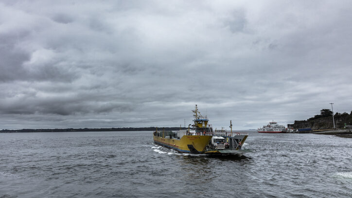 Ferry to Chiloe Island from Puerto Montt
