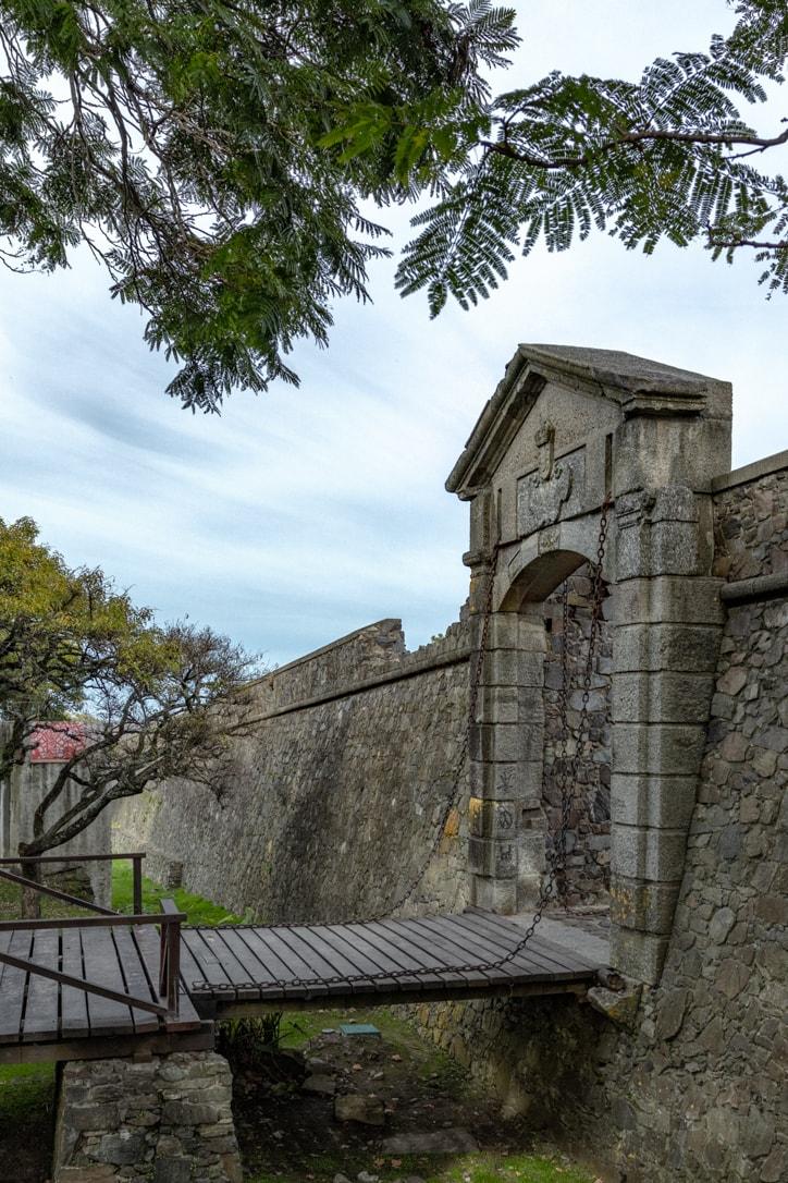 Puerta de la Ciudadela in Uruguay