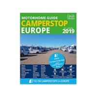 Motorhome guide Camperstop Europe 27 countries 2019
