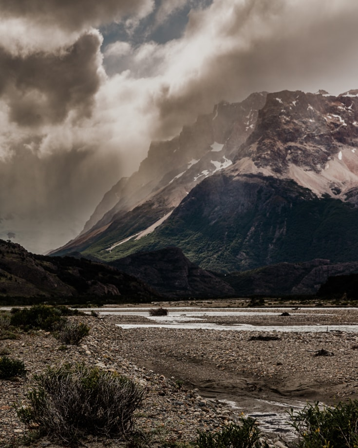 Patagonia packing list - epic landscapes