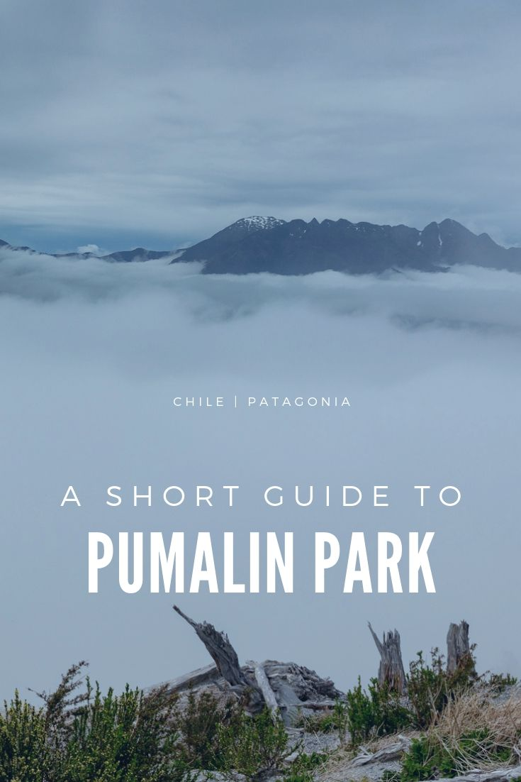 Make Pumalin Park in Patagonia Chile your first stop on the Carretera Austral. Smouldering volcanoes, crytal clear rivers and epic hikes.