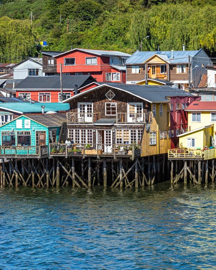 Visit Chiloe Island from Pumalin Park