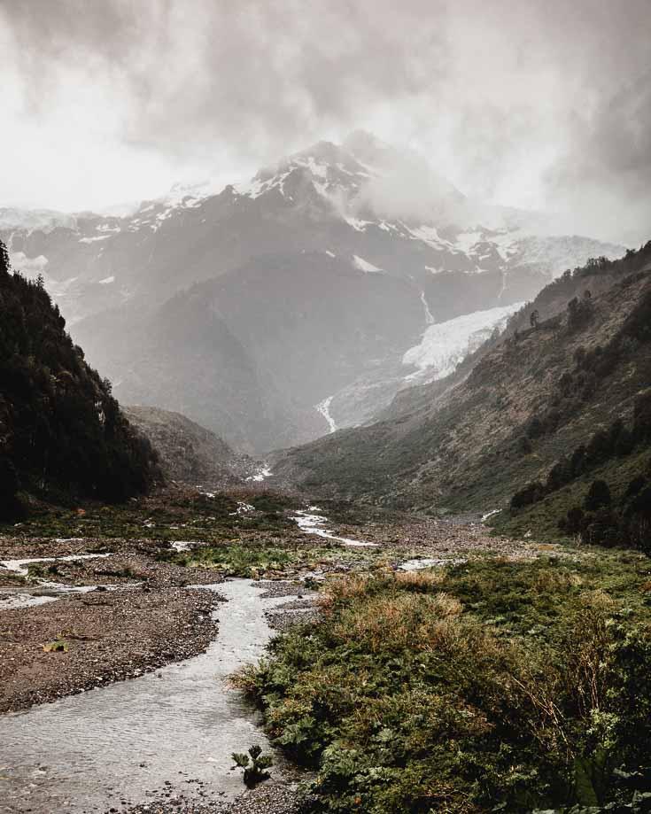 Yelcho Glacier