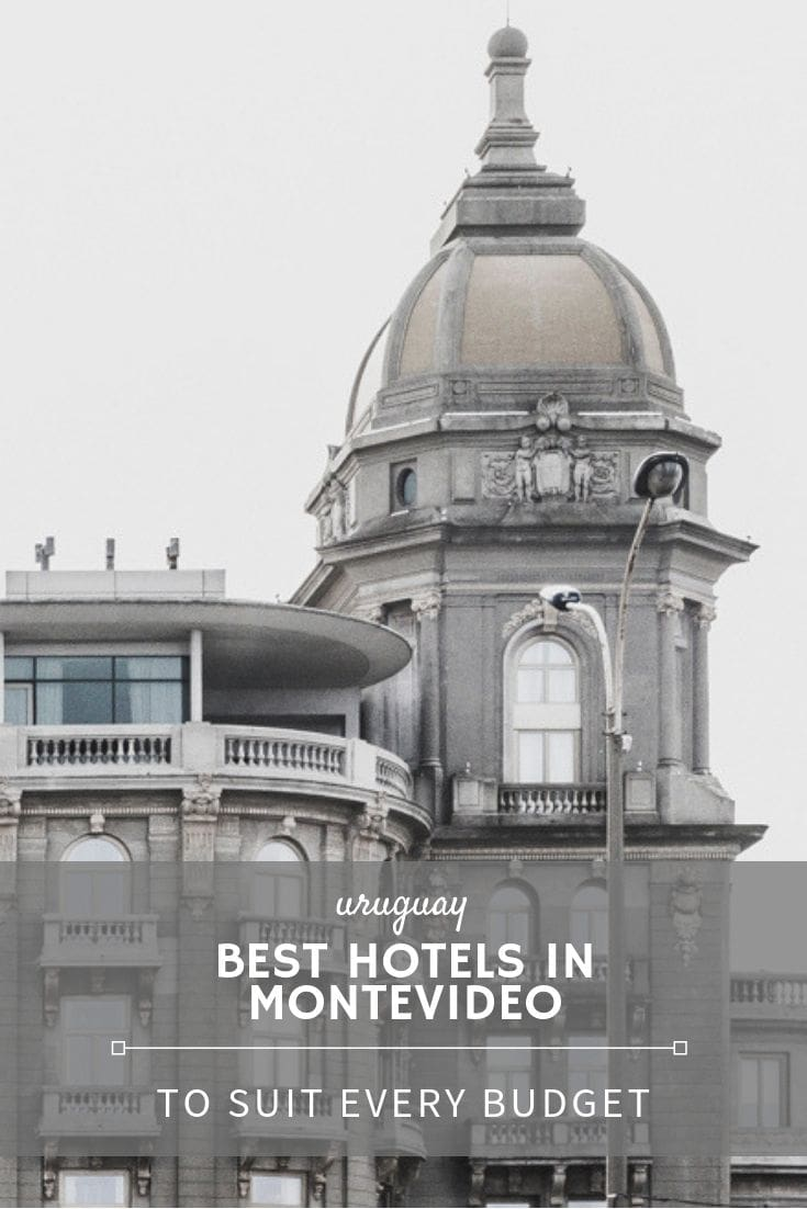 Are you looking for the best places to stay in Montevideo, Uruguay? Here's a list of the top hotels in Montevideo so the only thing you have to worry about is finding the right one for your travel style and budget.