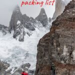 This Patagonia packing list will help you pack exactly what you need so you can enjoy your adventure.The more you know, the less you need!