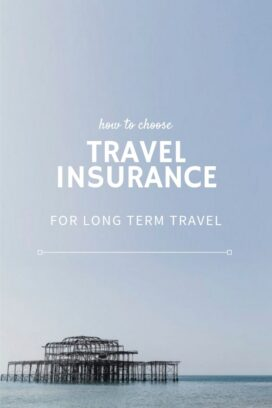 Best options for extended duration travel insurance