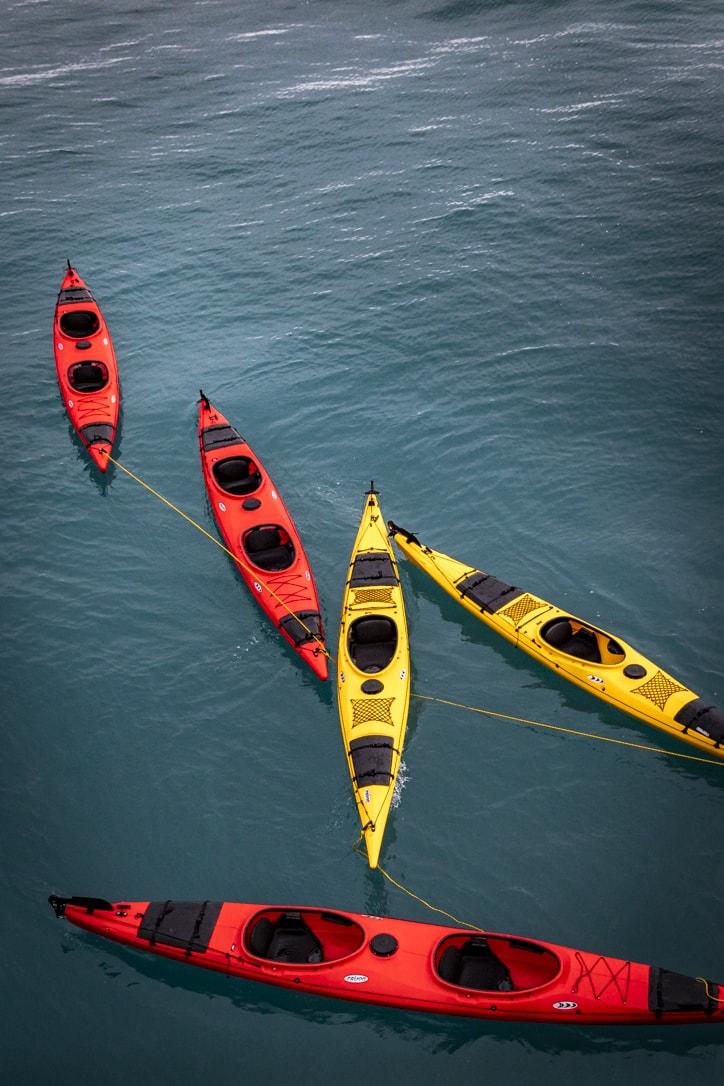 trip to antarctica kayaking
