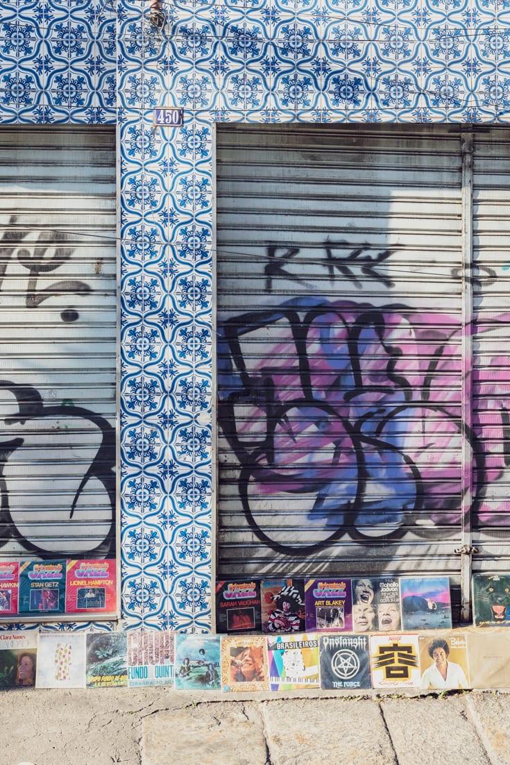 Records for sale Santa Teresa Rio de Janeiro