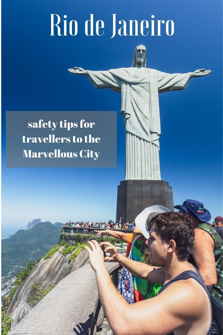 Is Rio de Janeiro safe for tourists? That's what many first-time visitors will ask themselves. Safely explore the Marvellous City by following a few these simple guidelines. These safety tips will help you know what to pack, where to stay and where to avoid too! #brazil #riodejaneiro #traveltips #packinglist #southamerica
