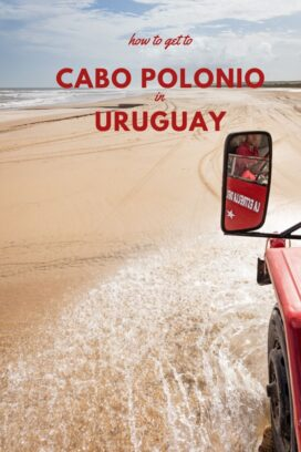 Cabo Polonio isUruguay's iconic off-grid beach town.