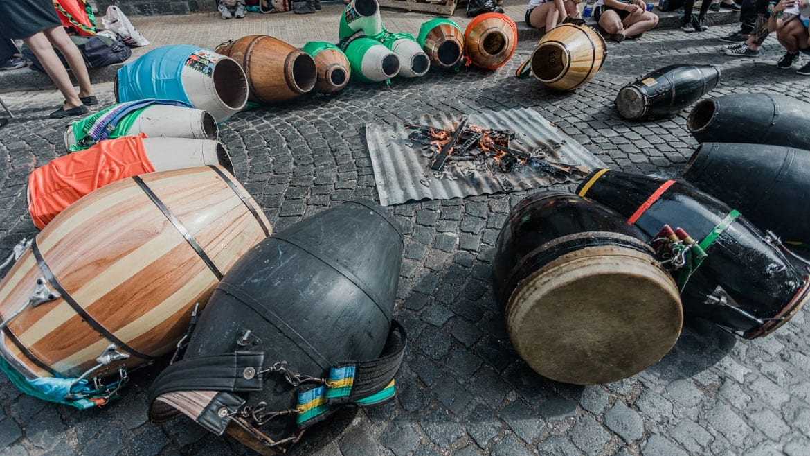 Candombe Montevideo Buenos Aires