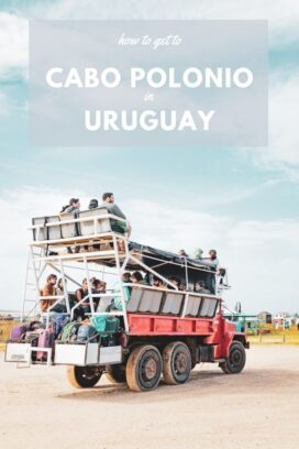 Cabo Polonio Uruguay guide