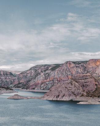 Atuel Canyon reservoir