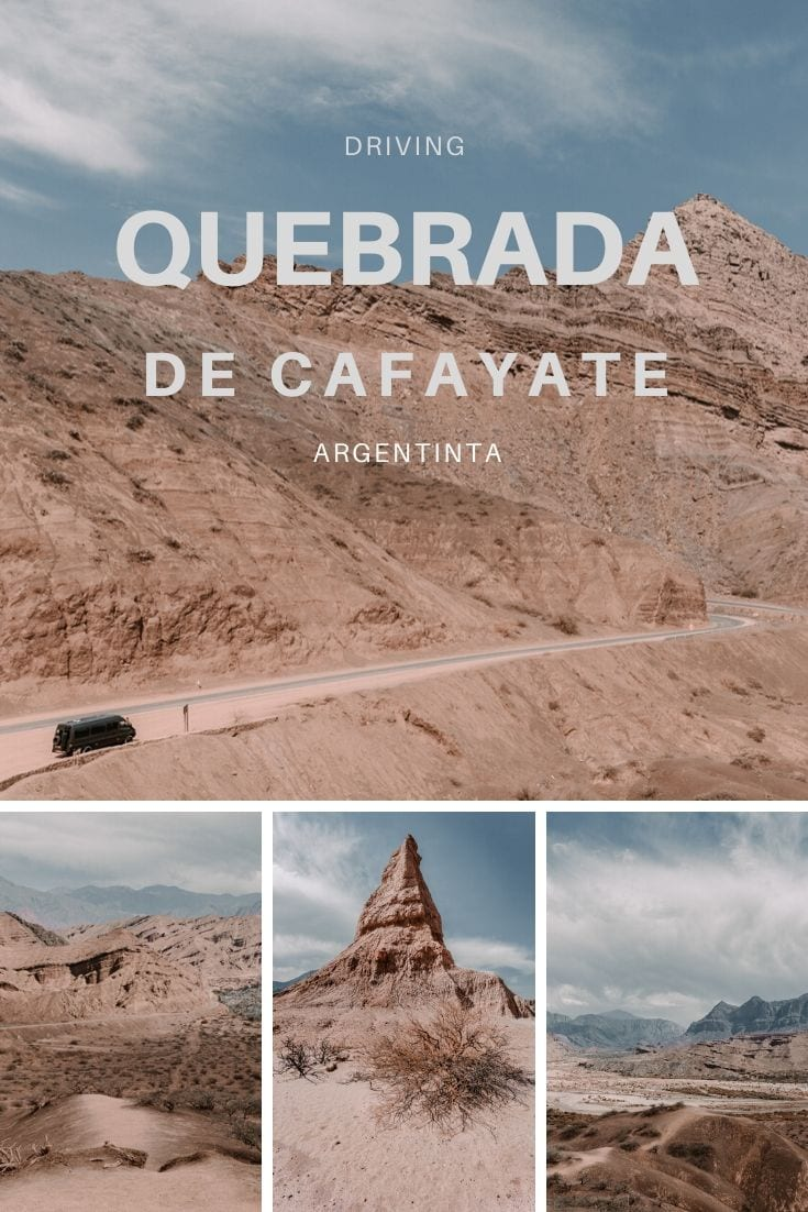 Guide to Quebrada de las Conchas Salta