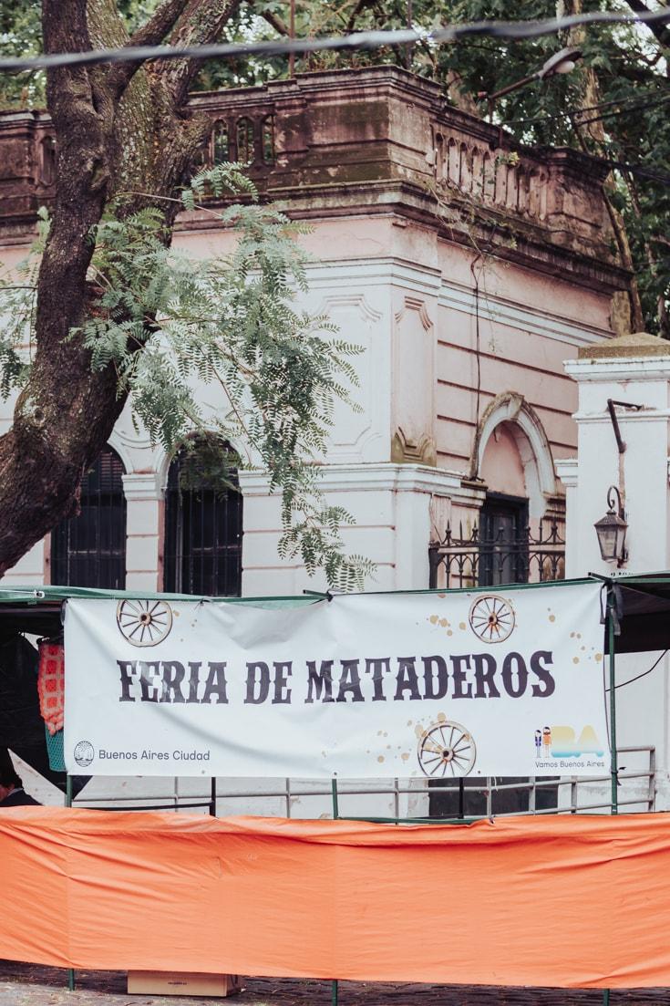 Feria de Mataderos Buenos Aires gaucho market Argentina