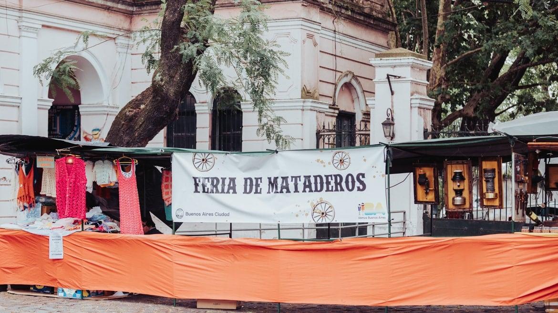 Feria de Mataderos Buenos Aires gaucho market
