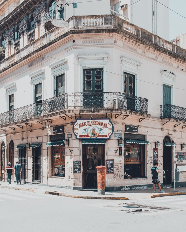 Our 6 favourite San Telmo cafés | It's all in the beans & grapes
