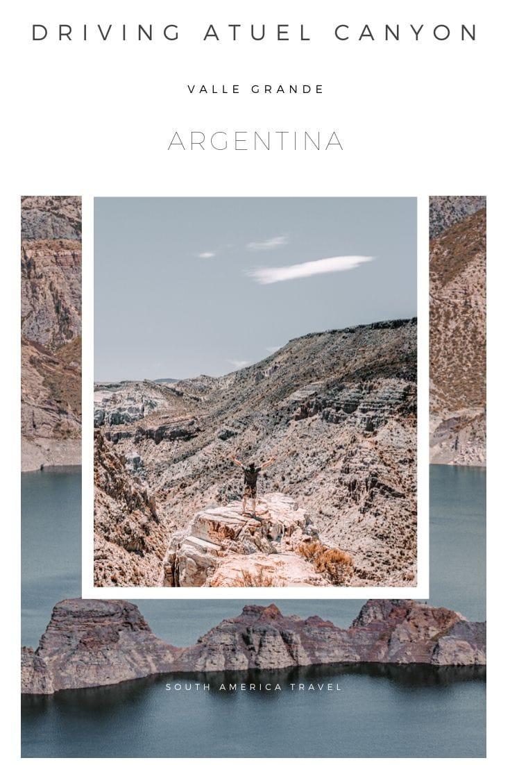 Valle Grande Mendoza on Pinterest