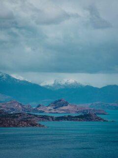 Lago General Carrera Chile