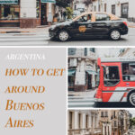 How to get around Buenos Aires on public transport