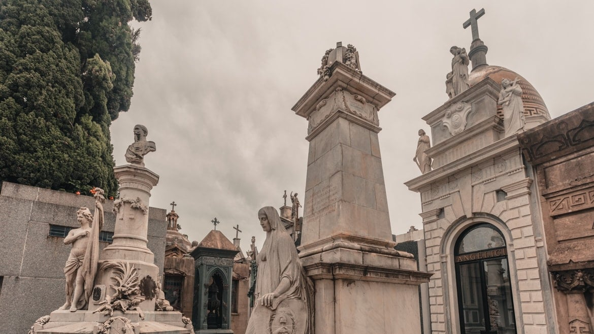 La Recoleta Cemetery and neighbourhood guide