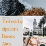 The best day trips from Buenos Aires on Pinterest