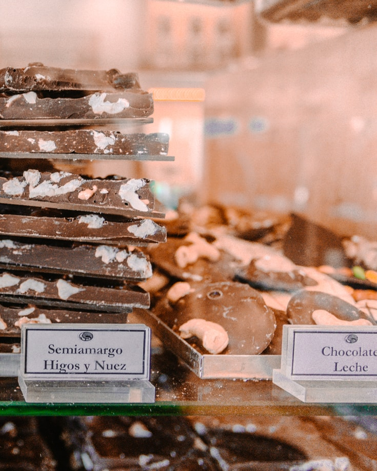 Chocolate in San Martin de los Andes