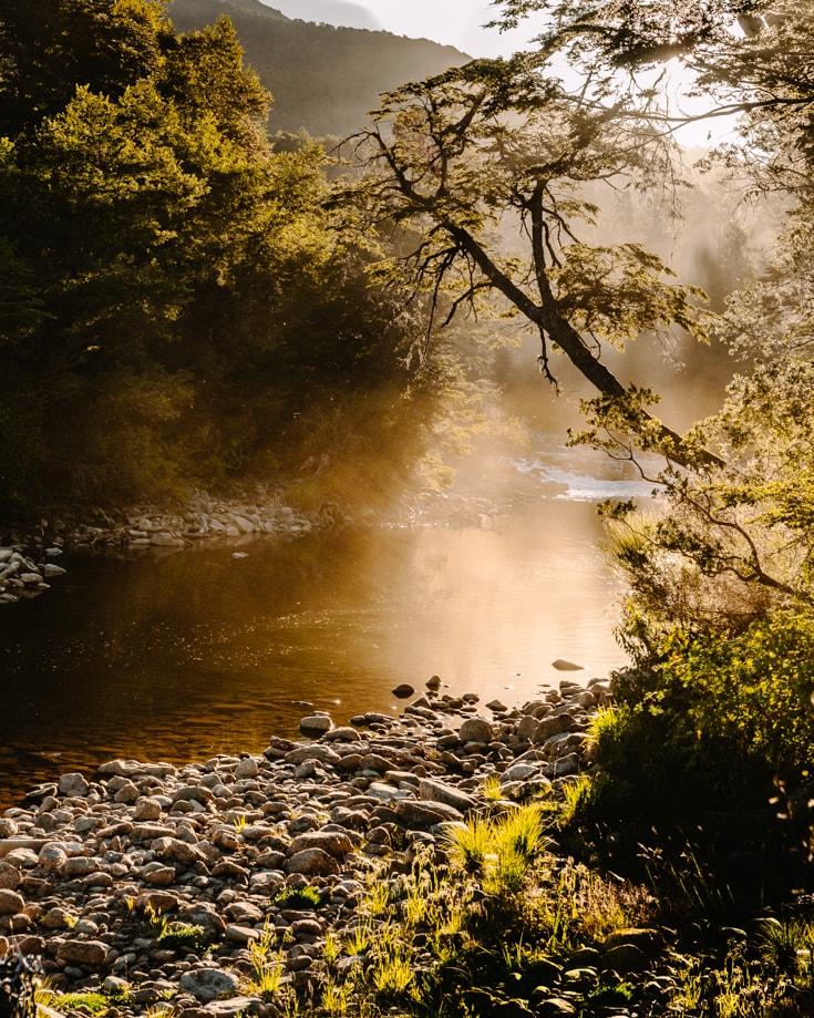 Hiking in Lanin National Park