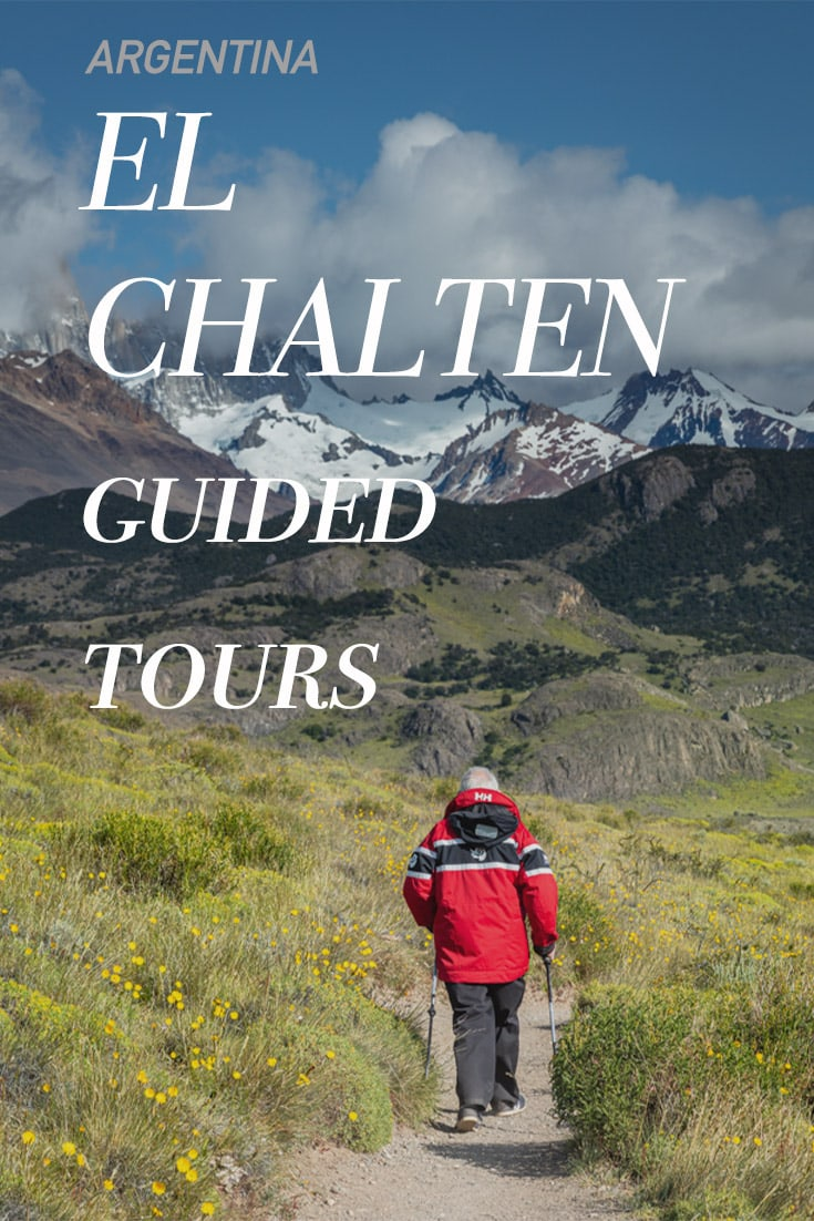 Pin image for El Chalten tours